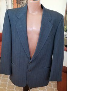 Vintage Valentino Uomo Tailored Italian Suit Coat